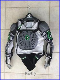 661 Sixsixone body armour chest protector for mountain bike, BMX etc