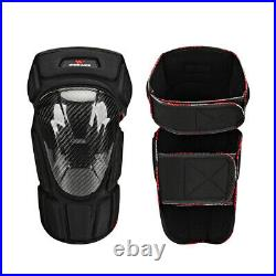 Adult Cycling Knee Elbow Pads Set Motorcycle Bike Brace Guards Protective Gear