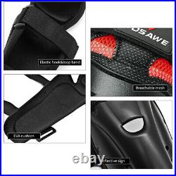 Chest Protector Adult Motorcycle Body Armored Mountain Bike Knee Elbow Pad Guard