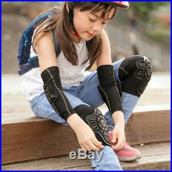 Children's Outdoor Protective Gears Elbow & Knee Pads Cycling Sports Accessories