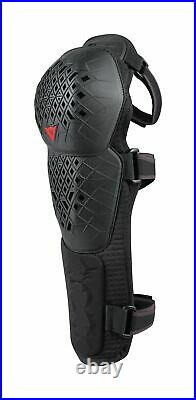 Dainese Bicycle Cycle Bike Armoform Knee Guard Lite Ext Black
