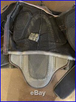 Dainese Evo Body Armour Jacket Incl. Back Protector XL Good Condition
