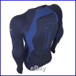 Forcefield Snowboard Body Armour Mons Jacket Back, Ski Protection, Spine