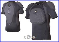Forcefield Snowboard Body Armour Pro Shirt X-V-S Short Sleeve, Spine 2017