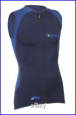 Forcefield Snowboard Protection Mons Vest Impact Vest, Back Guard