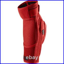 Fox Launch Pro D3O Elbow Guards Red / S M L