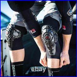 G-FORM Knee + Elbow Pads Guards Set Pro-X BMX MTB DH CYCLING PROTECTIVE GEAR