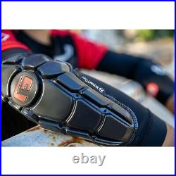 G-FORM PRO-X3 Elbow Pads Guards Bmx Mtb Dh Cycling Protective Gear Black