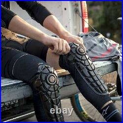 G-form Knee Shin Guards Elite Pads Bmx Mtb Dh Downhill Cycling Protection Gear