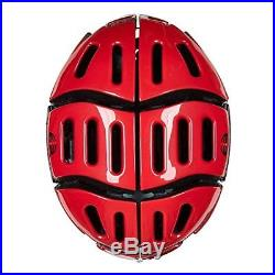 Morpher Folding Helmet Regal Red Helmets Protective Gear Cycling Sporting Goods