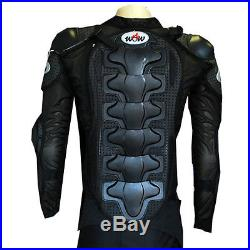 New Motorcycle Motocross Bike Guard Protector Youth Kids Body Armor Black