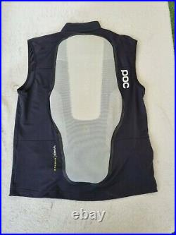 New! POC Spine VPD System Vest black L Slim Fit, for Cycling or snow New