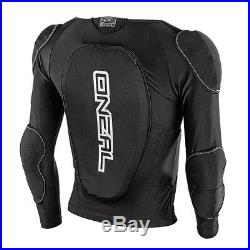O'Neal Bullet Proof Protector Shirt Black 2017 Mountain Bike Upper Body Armour