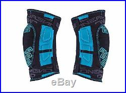 O'Neal Dirt Comfortable Soft Mountain Bike Knee Guard RL Protection Blue Size L