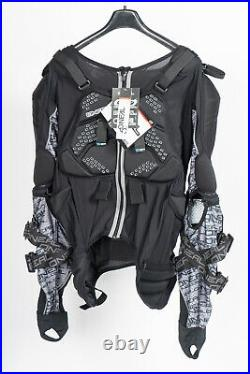 O'Neal Madass Moveo Protector Jacket Black XL Downhill or Freeride Madness NEW