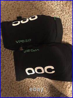 POC, Joint VPD 2.0 Knee Pads, Mountain Biking Armor for Men and Women, Large