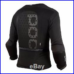 POC Spine VPD Air Tee Body Armour Jacket Black Upper Body Protection