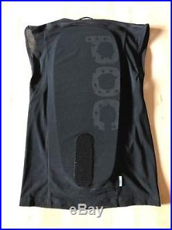 POC Spine VPD Air body armour protection vest in black
