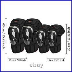 Skating Skiing Cycling Knee Brace Elbow Pads Body Protective Gear Joint Support
