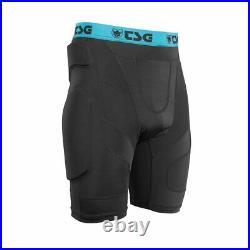 TSG Crash Pant A Protective Shorts for All Action Sports Fits Men and Women