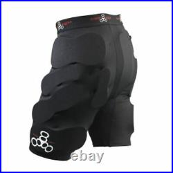 Triple Eight Bumsavers II Padded Shorts hip and butt padded (Triple 8)